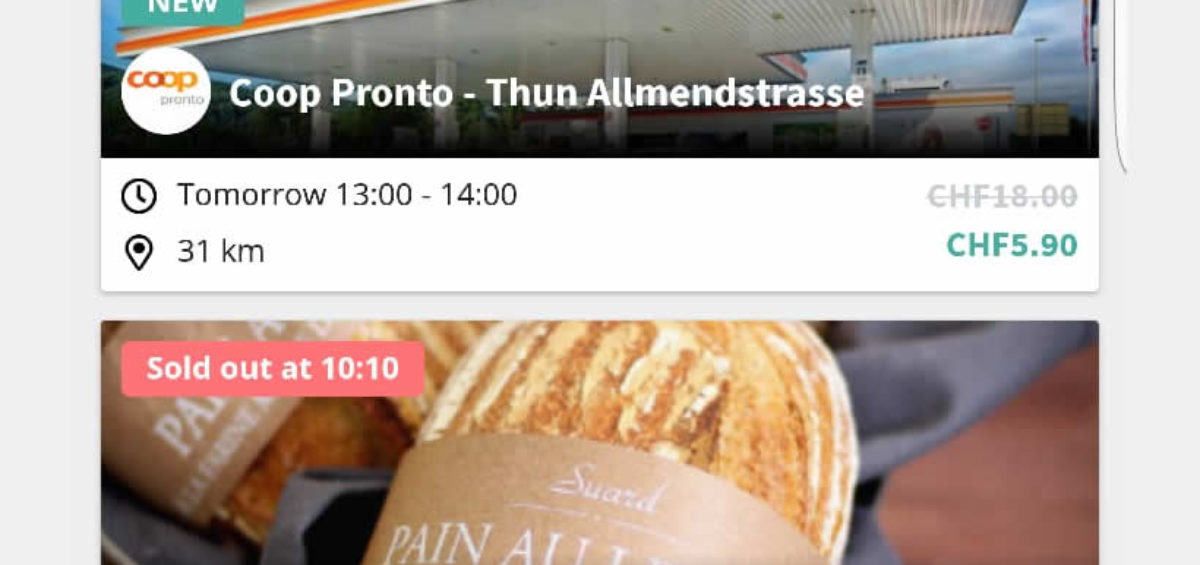 Food Management Mobile App