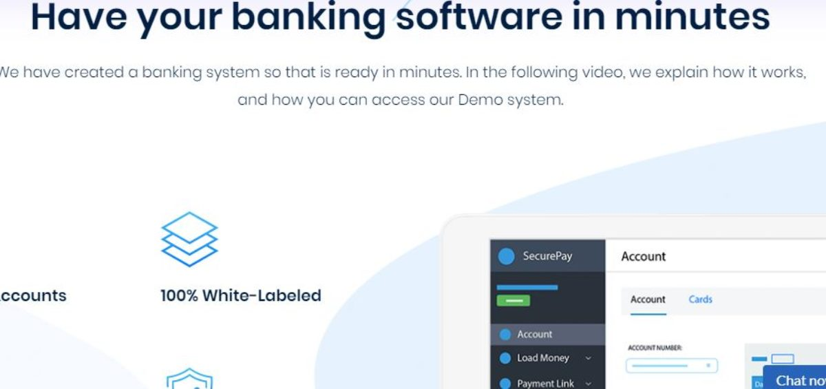 Full Secure Payment Banking Web Solution
