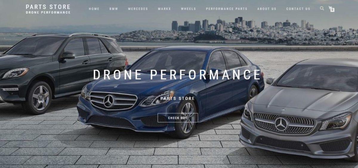 Drone Performance Autoshop